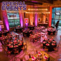 ROQUE Events, Corporate Dinner, Defy Media, Special Events