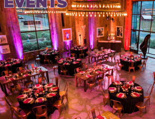 ROQUE Events Corporate Dinner for Defy Media Featured on Special Events