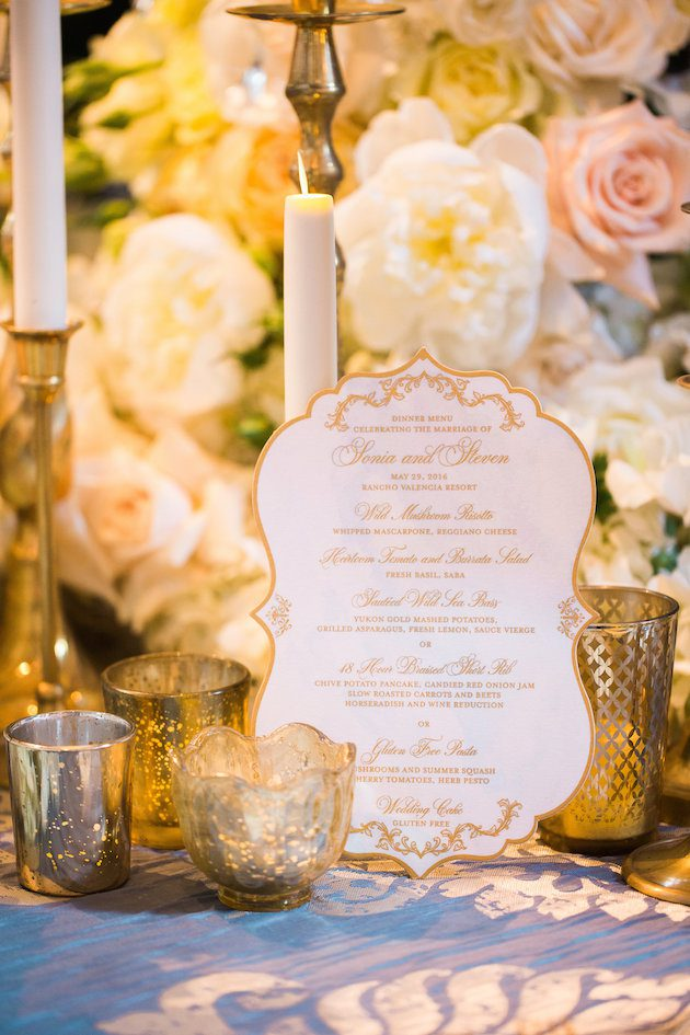 soft and romantic luxe launch tabletop featured in trendy bride magazine, soft, romantic, luxe launch, tabletop, trendy bride magazine