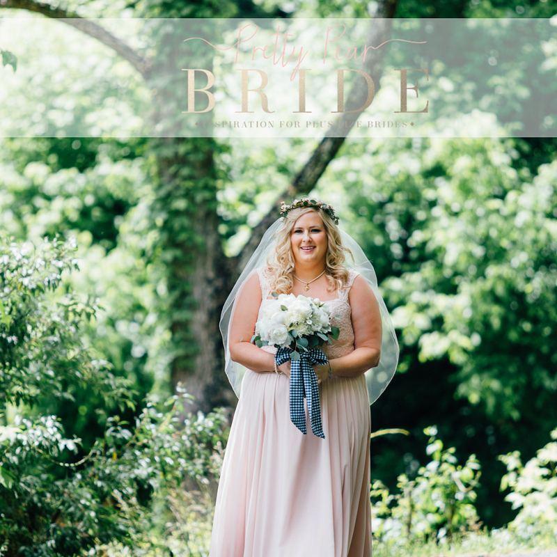 Kennedy Blue Featured On Pretty Pear Bride
