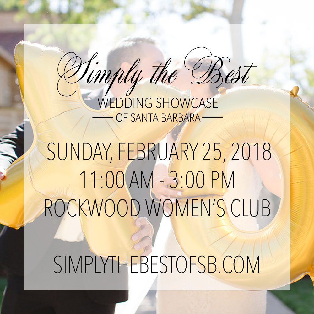 Simply The Best, Santa Barbara, Wedding Showcase, Bridal Show