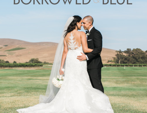 Classic Summer Wedding Featured in Borrowed and Blue
