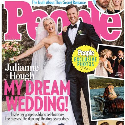 Julianne Hough Wedding Design