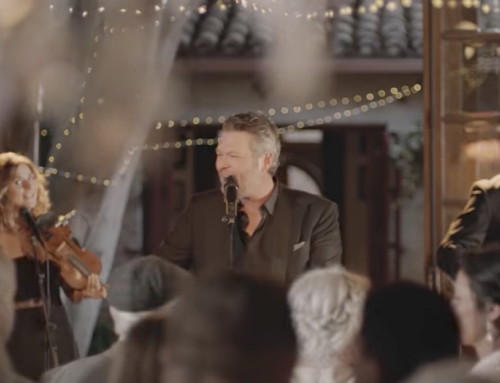 "Blake Shelton's ""I'll Name The Dogs"" filmed at Carondelet House"