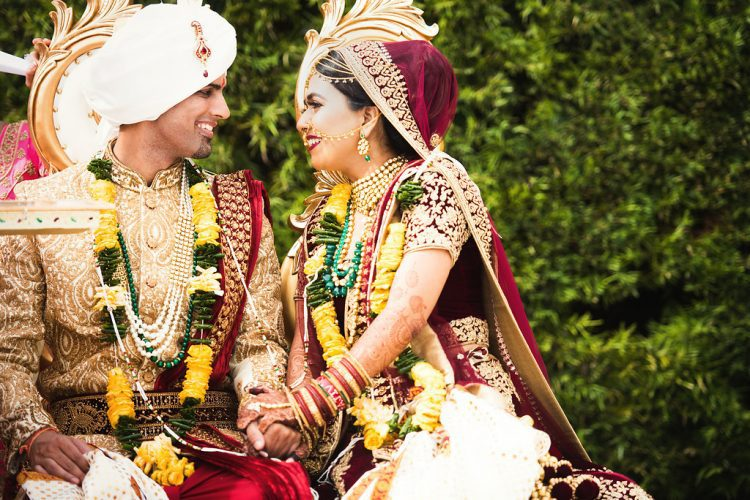 Shawna Yamamoto In South Asian Bride Magazine With Callaway Gable