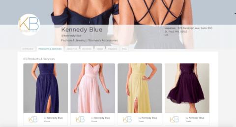 Kennedy Blue and Wedspire Partner Together