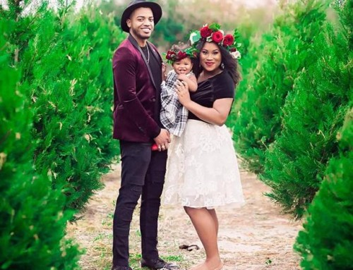 Pharris Photography Hosting Christmas Mini-sessions in Texas