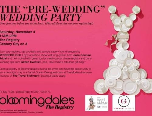 "The ""Pre Wedding"" Wedding Party"