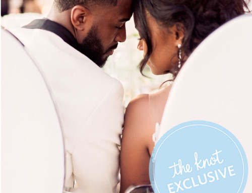 Pharris Photography Featured in The KNOT Exclusive