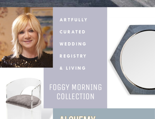 Sharon Sacks and Alchemy Fine Home Introduce a Foggy Morning Collection