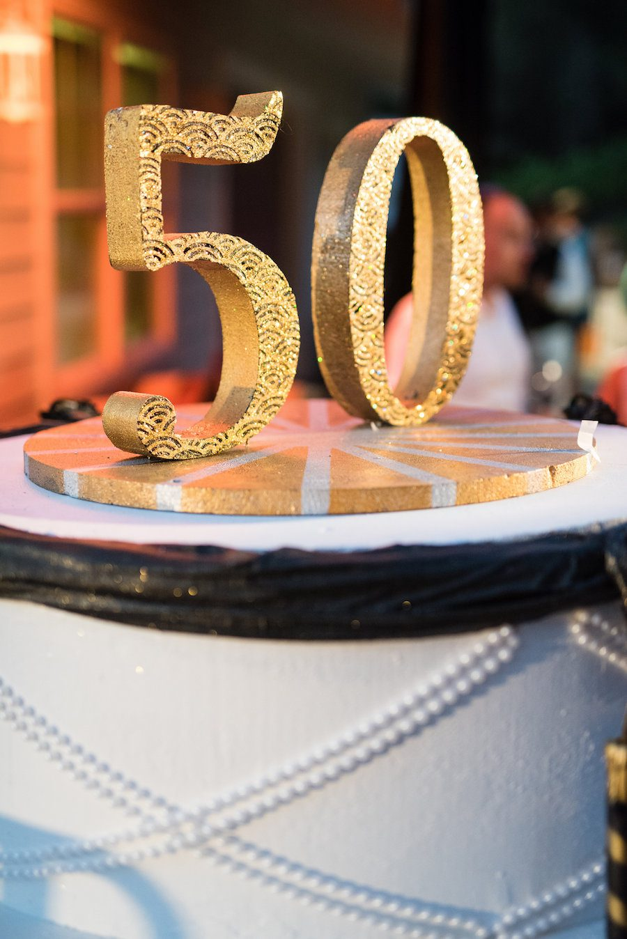 Speakeasy 50th Birthday Party Featured on PartySlate, speakeasy, 50th birthday, partyslate
