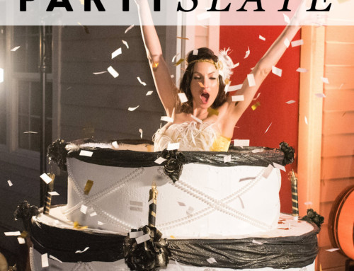 Speakeasy 50th Birthday Party Featured on PartySlate