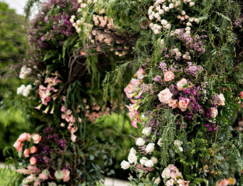 Mark's Garden Featured on Strictly Weddings
