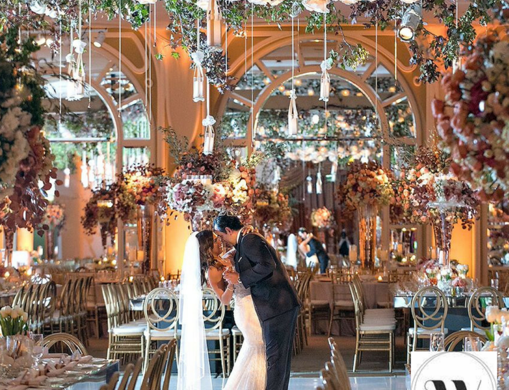 International Event Co and LIV Ent Group Featured on Wedded Wonderland