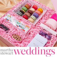 Bottega Louie Gifts Featured on Martha Stewart Weddings 3
