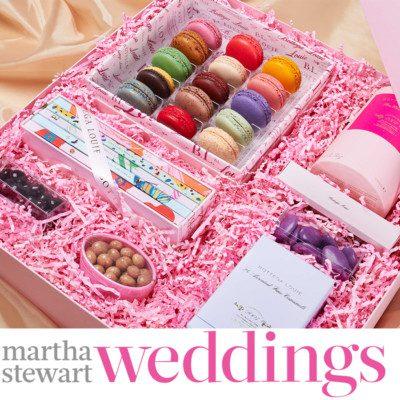 Bottega Louie Gifts Featured on Martha Stewart Weddings 3