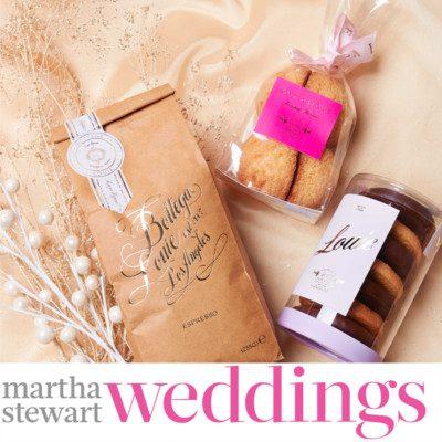 Bottega Louie Holiday Gifts Featured in Martha Stewart Weddings