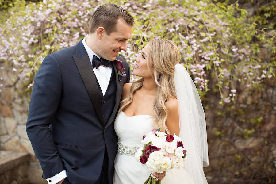 La La Land Inspired Wedding Featured on Modern Luxury Weddings California