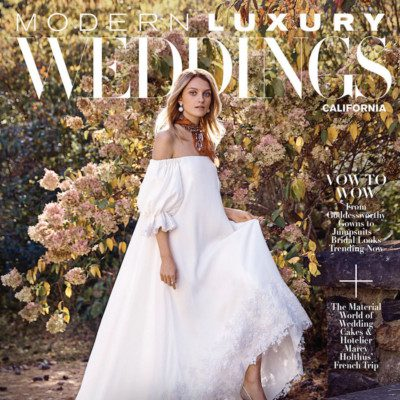 Napa Valley Wedding Pros Featured in Modern Luxury Weddings California