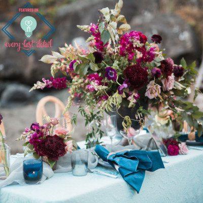 Romantic Coastal Wedding Ideas Featured on Every Last Detail13