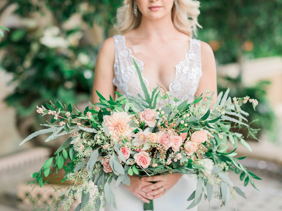 Four Seasons Styled Shoot