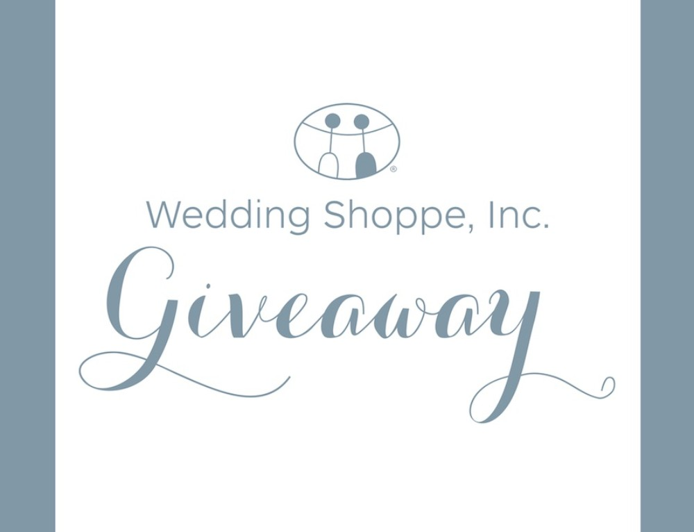 Wedding Shoppe Giveaway