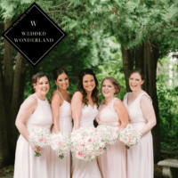Wedding Shoppe Featured on Wedded Wonderland