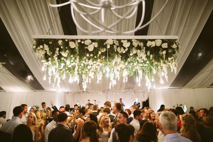 zach ertz, julie Johnston, martha Stewart weddings, flowers by cina, philadelphia eagles, floral design, baccarat resort, wedding, orange county florist, orange county floral design, floral design, white wedding