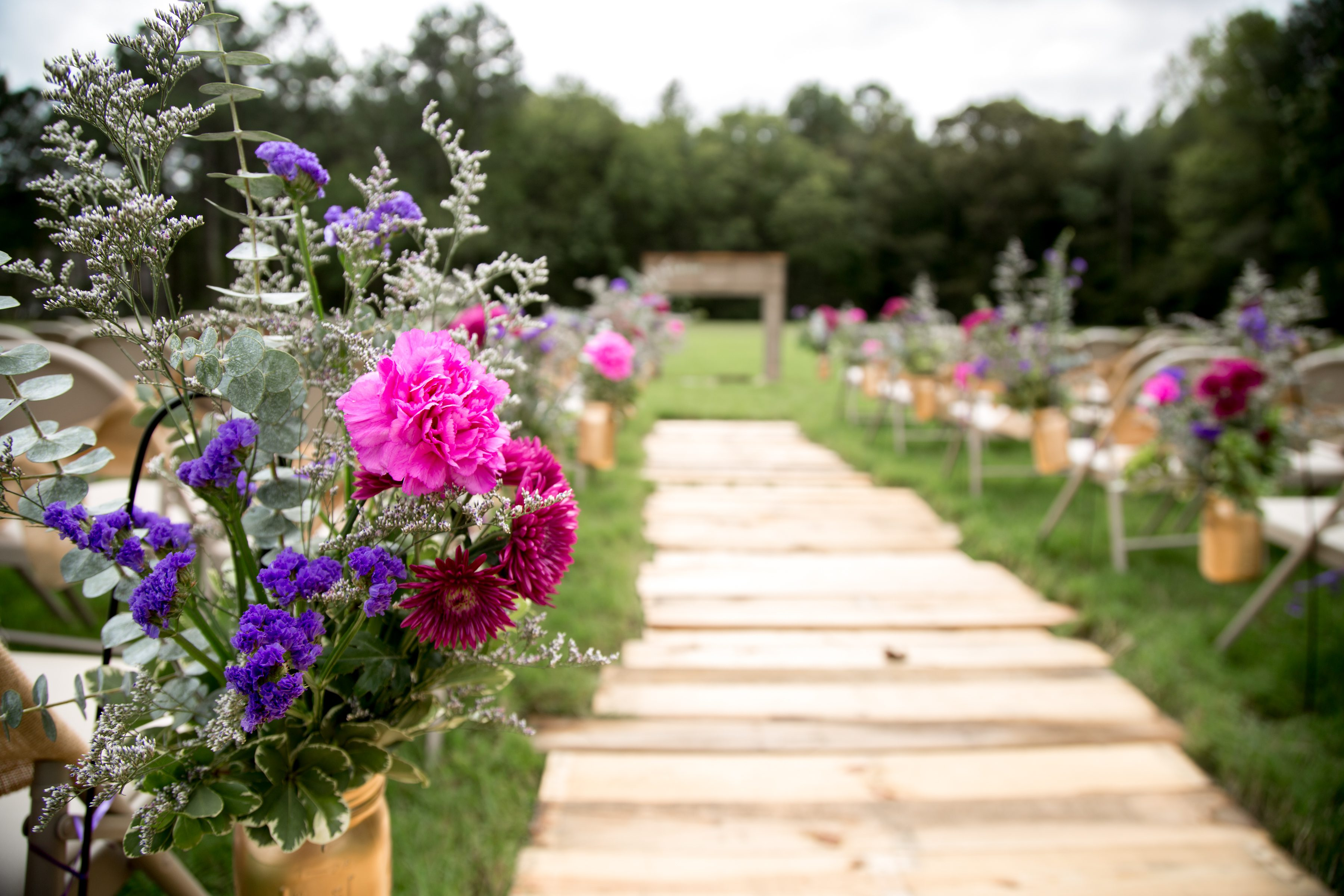 Blooms By The Box, Bustld, Wedding Feature, Rustic Barn