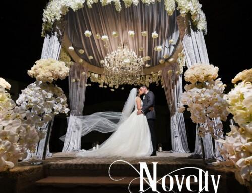 Revelry Event Designers Featured on Novelty Bride Magazine