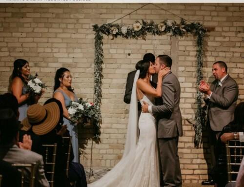 An Urban Rustic Wedding in Minneapolis