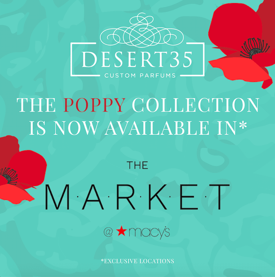 Desert35 Fragrances in Macy's - Fort Lauderdale and Amazon com