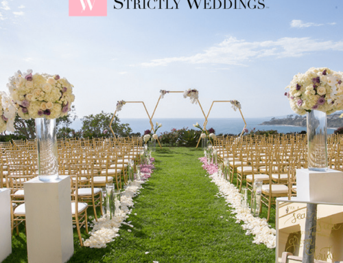 Luxury Ritz Featured on Strictly Weddings