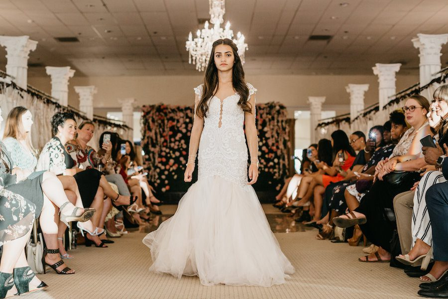 Naama & Anat Fashion Show at Panache Bridal in Costa Mesa