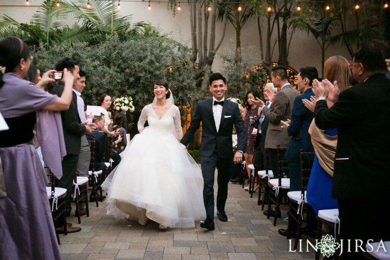 Vibiana, Historic Wedding Venue, LVL Wedding and Events, Modern Wedding, Lin & Jars Photography, Vibiana Wedding, Elegant Wedding, The Black Tie Bride