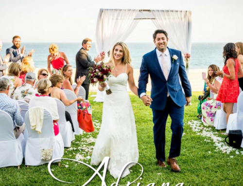 Liz & Rohan on Adriana Weddings