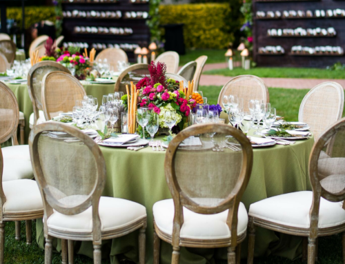 Levine Fox Events Rehearsal Dinner Featured on Strictly Weddings