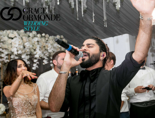 LIV Entertainment Group Featured In Grace Ormonde Wedding Style Magazine