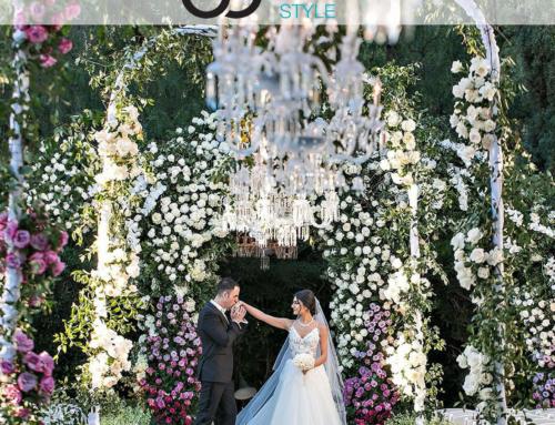Fairytale Beverly Hills Hotel Wedding Featured on Grace Ormonde