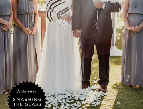 A Destination Wedding Featured on Smashing the Glass