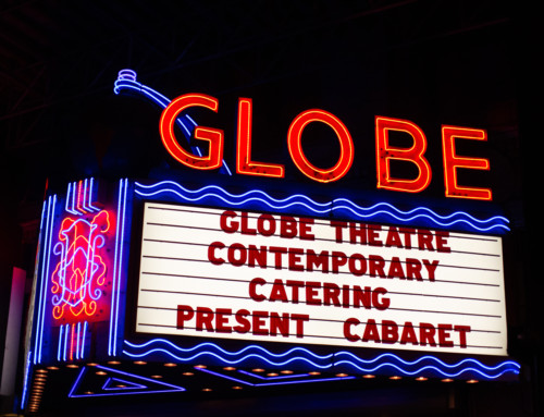 Contemporary Catering Presents Cabaret at The Globe