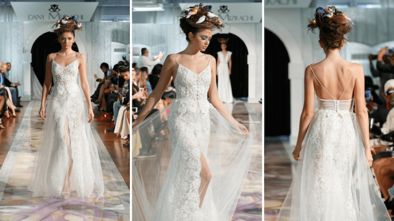 Dany Mizrachi Spring/Summer Collection Featured on The Knot