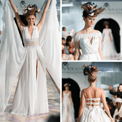 Dany Mizrachi New York Bridal Fashion Week Runway Show