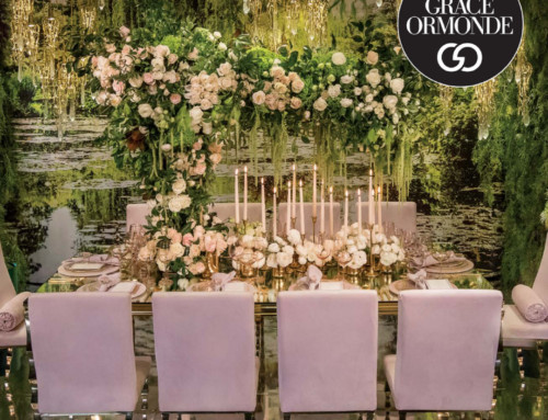 Revelry Event Designers Tabletop Grandeur Featured on Grace Omronde