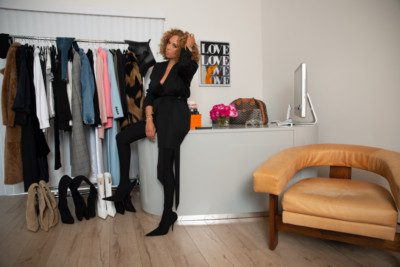 Celebrity Stylist Charlene Roxborough Konsker Launches Blog