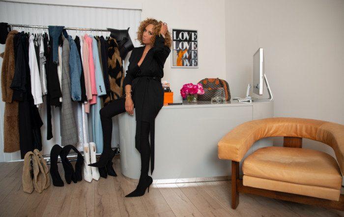 Celebrity Stylist Charlene Roxborough Konsker Launches Blog
