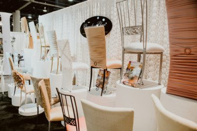 Chameleon Chair Collection at Wedding MBA