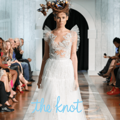 Dany Mizrachi Fall 2019 Bridal Collection Featured on The Knot