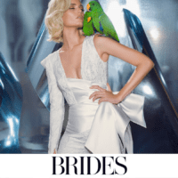 Dany Mizrachi Fall 2019 Collection Featured on BRIDES