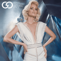 Stunning Dany Mizrachi Bridal Collection Featured on Grace Ormonde